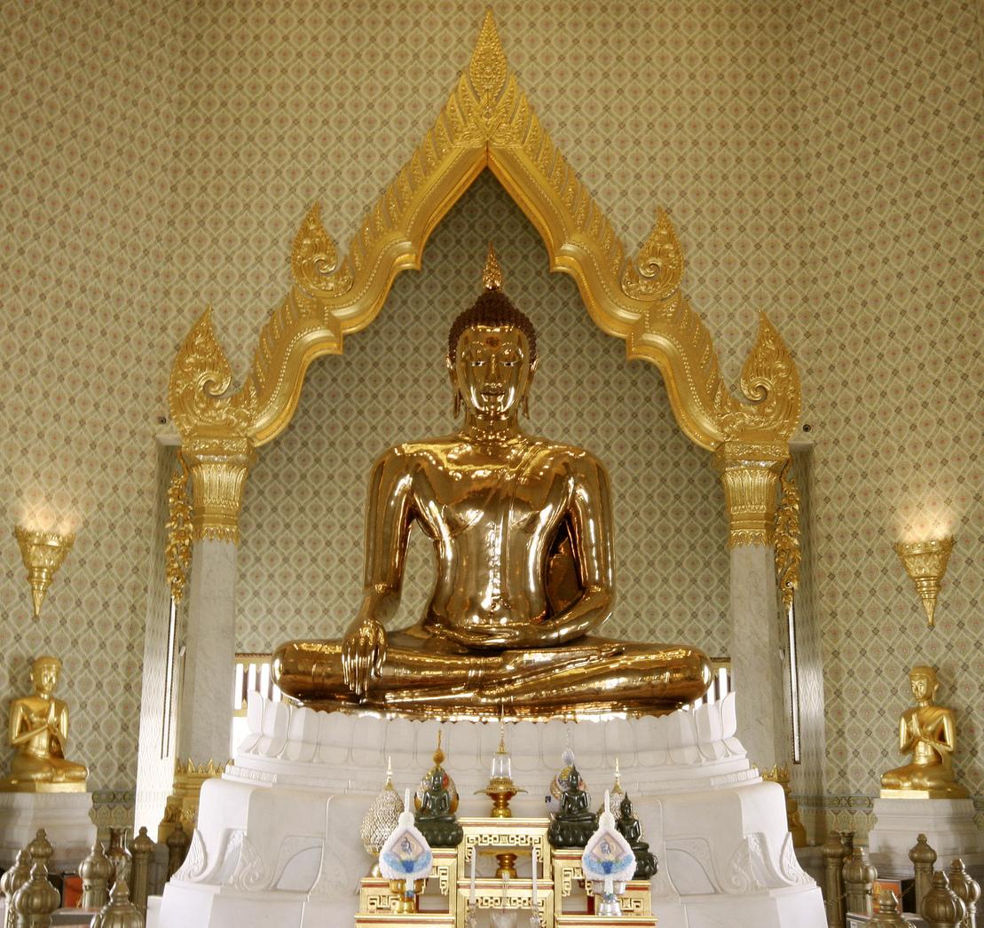 Biggest Gold Buddha