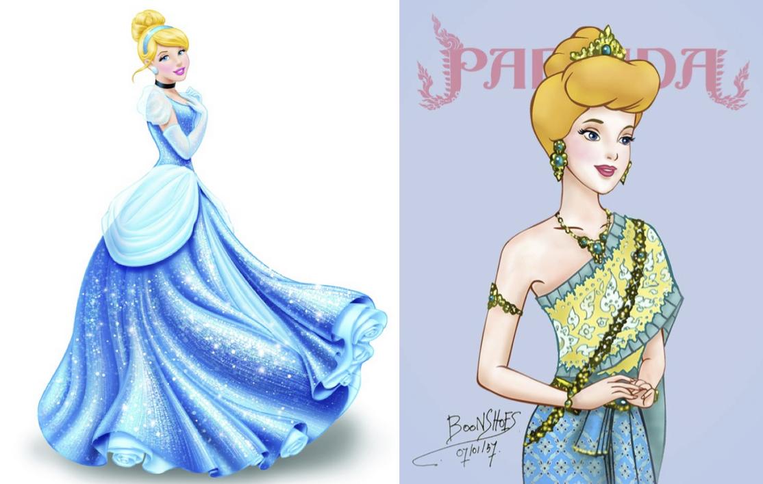 Disney Thai2b