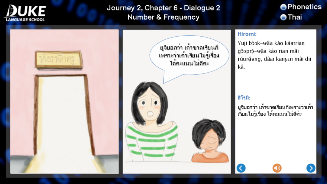 Preview Journey 2 | Thai Language School Bangkok | Duke Language